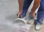 Póstop eliminador de pó para rebarbadora