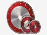 TCS Disco diamantado para rebarbadora e máquinas de corte a húmido