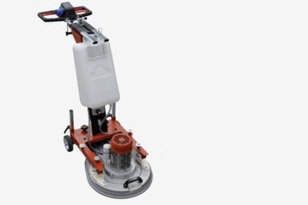 Ipertitina Plus Maquina monodisco para trabalhos em pavimentos