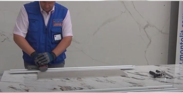 Flash-line Sistema para corte de azulejos de grandes dimensões