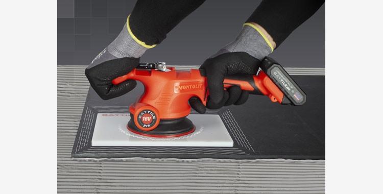 Battile máquina para vibrar lâmina de grandes dimensões