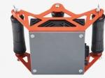 E-Fox Sistema de vibrar peças de grandes dimensões