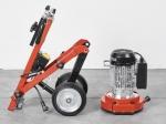 Megatitina máquina para desbaste em pavimentos