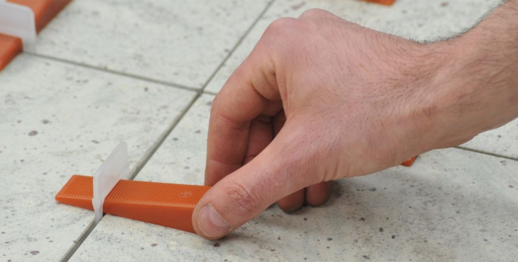 RLS nivelador 1mm  Nivelador de ceramica
