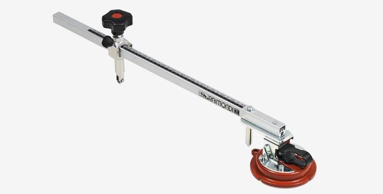 Kompass sistema para cortes redondos